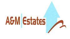A & M Estates Logo